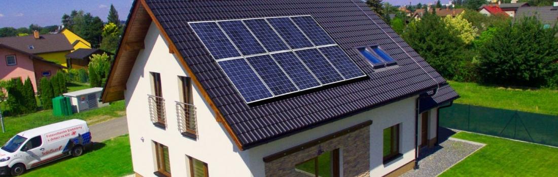 Fotovoltaické elektrárny