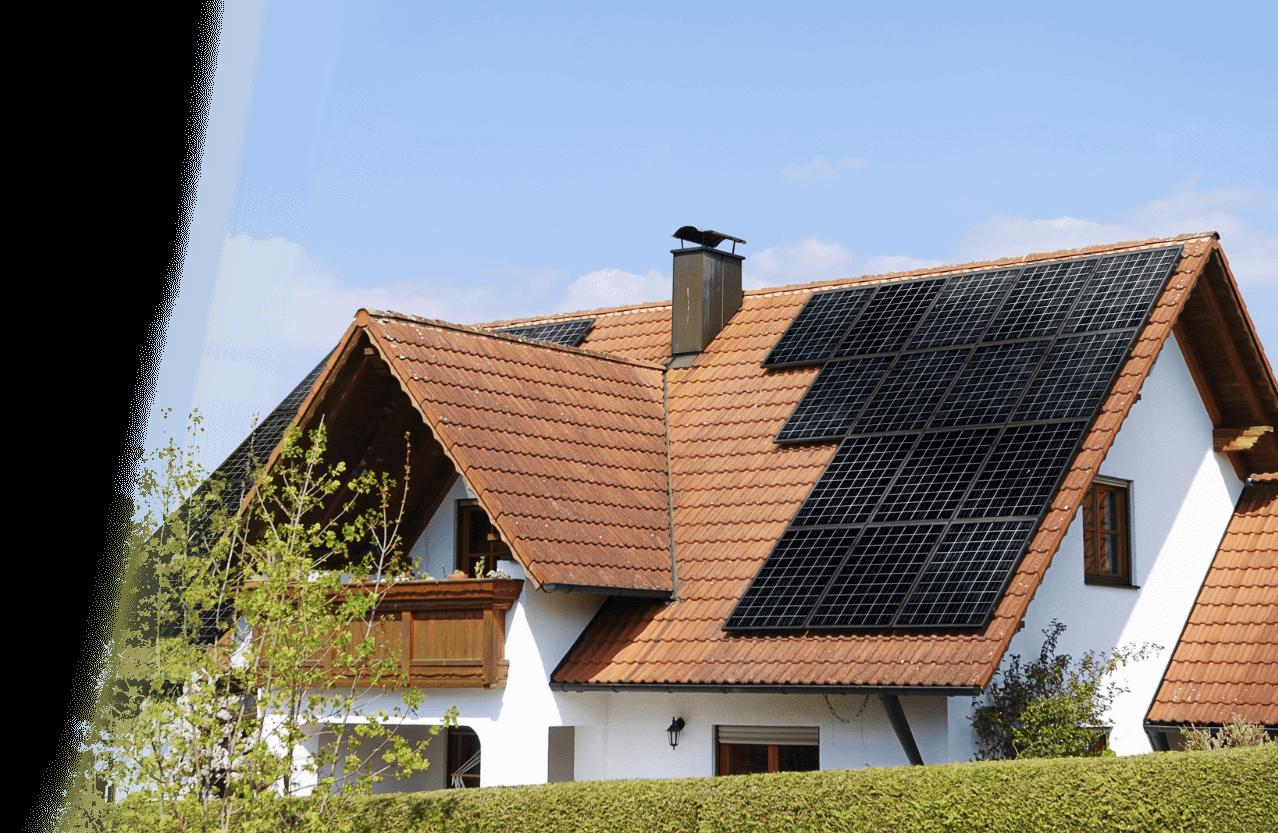 Fotovoltaická elektrárna pro váš dům na klíč