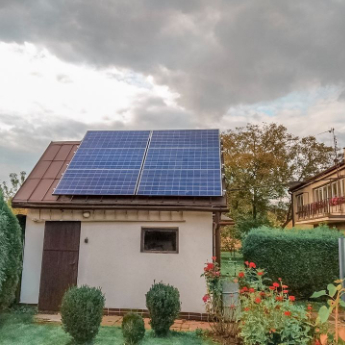 Fotovoltaická elektrárna - Přerov,      reference firmy Solidsun.cz
