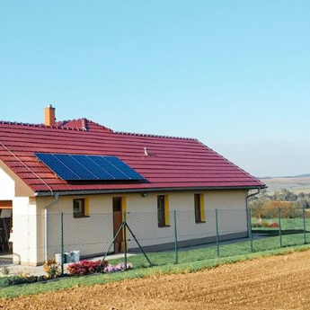 Fotovoltaická elektrárna - Zlín,      reference firmy Solidsun.cz