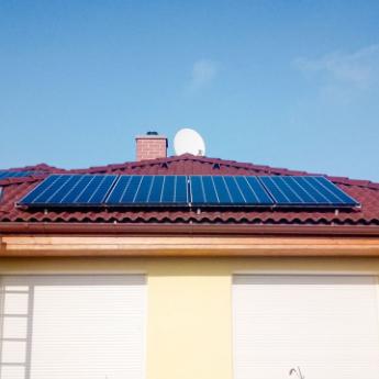 Fotovoltaická elektrárna - Havlíčkův Brod,      reference firmy Solidsun.cz