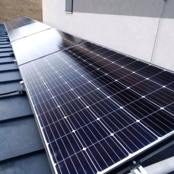 Fotovoltaická elektrárna - Hlinsko,      reference firmy Solidsun.cz