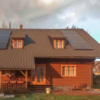 Fotovoltaická elektrárna - Vsetín,      reference firmy Solidsun.cz