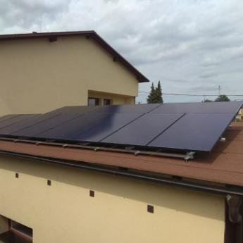 Fotovoltaická elektrárna - Český Těšín,      reference firmy Solidsun.cz