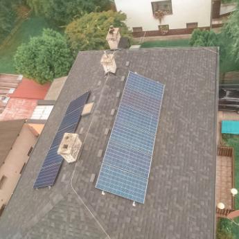 Fotovoltaická elektrárna - Krnov,      reference firmy Solidsun.cz
