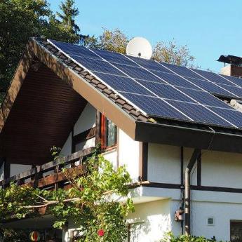 Fotovoltaická elektrárna - Kolín,      reference firmy Solidsun.cz