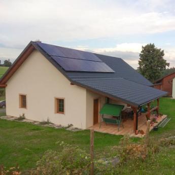 Fotovoltaická elektrárna - Mikulov,      reference firmy Solidsun.cz