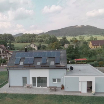 Fotovoltaická elektrárna - Karviná,      reference firmy Solidsun.cz