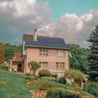 Fotovoltaická elektrárna - Mohelnice,      reference firmy Solidsun.cz