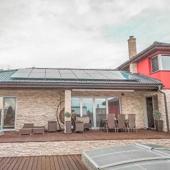 Fotovoltaická elektrárna - Litovel,      reference firmy Solidsun.cz