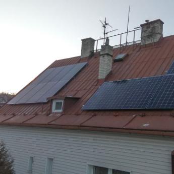 Fotovoltaická elektrárna - Jablunkov,      reference firmy Solidsun.cz