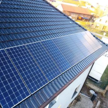 Fotovoltaická elektrárna - Kopřivnice,      reference firmy Solidsun.cz