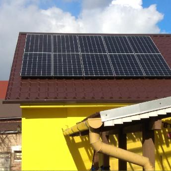Fotovoltaická elektrárna - Havířov,      reference firmy Solidsun.cz