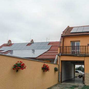 Fotovoltaická elektrárna - Fulnek,  reference firmy Solidsun.cz