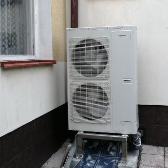 Tepelné čerpadlo - Ostravice,      reference firmy Solidsun.cz